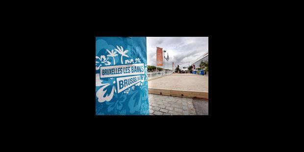 Bruxelles les Bains s'offre un relifting en profondeur - La Libre