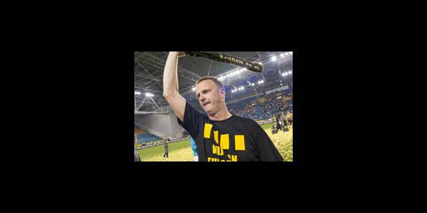 John van den Brom signe pour 3 ans à Anderlecht - La Libre