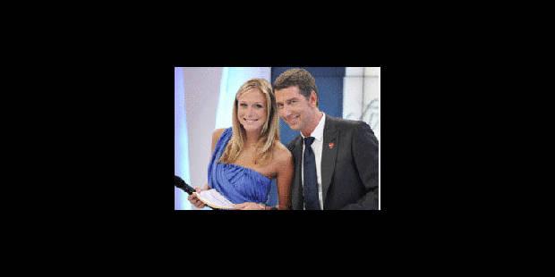 Taton/Zecca : l'ex-couple reformé à l'écran - La Libre