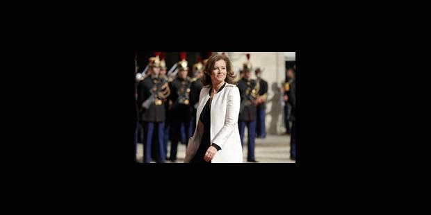 Valérie Trierweiler reste journaliste à Paris Match - La Libre