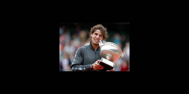 "Rafael Nadal: ""Un moment inoubliable pour moi"" - La Libre"