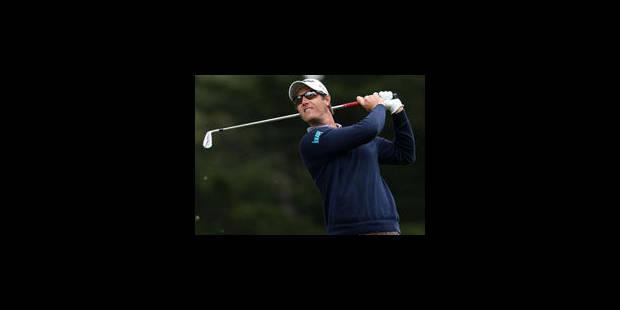 US Open de golf: Colsaerts cale sur la fin - La Libre