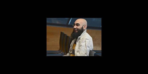 Fouad Belkacem en appel de la prolongation de sa détention - La Libre