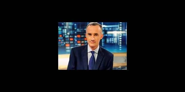 Gilles Bouleau présentera à la rentrée le JT de TF1 - La Libre