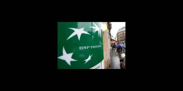 Scission de BNP : l'Etat belge gagnerait 1,3 milliard - La Libre