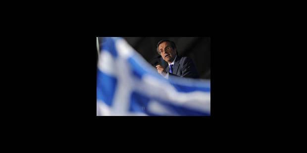 La Grèce prépare une coalition à trois partis pour affronter ses créanciers - La Libre