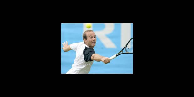 Olivier Rochus: une procédure d'arbitrage pour aller aux Jeux - La Libre