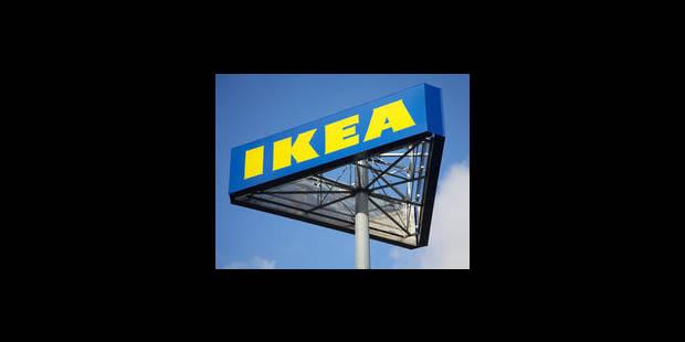 Un IKEA unique en Belgique - La Libre
