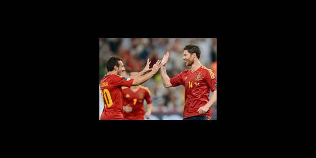 L'Espagne en patronne face à la France (2-0) - La Libre