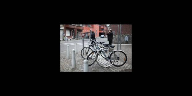 Contre le vol, faites graver votre vélo - La Libre