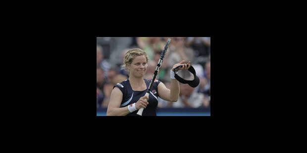 Kim Clijsters forfait à Rosmalen - La Libre