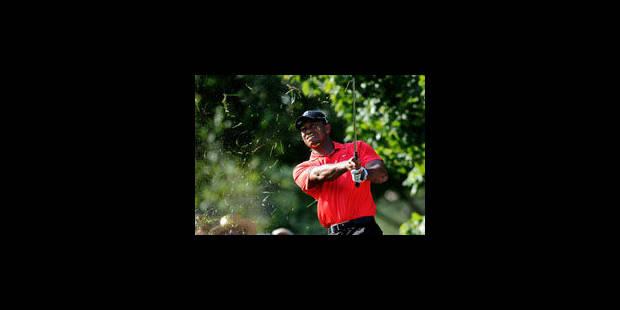 Tiger Woods a encore frappé ! - La Libre