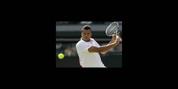Tsonga, Ferrer et Murray qualifiés pour les quarts de finale