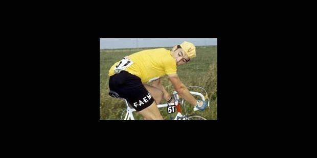Pourquoi le maillot du Tour de France est-il jaune ? - La Libre