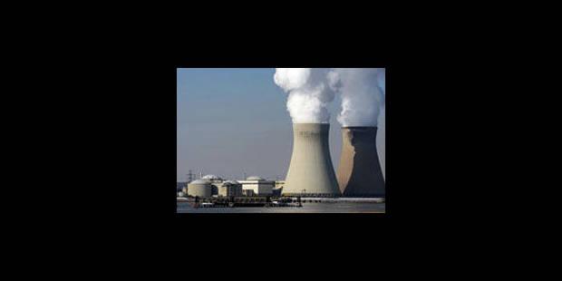 Centrales nucléaires: accord du gouvernement - La Libre