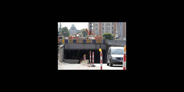 Tunnel loi: 80 personnes s'activent 24h sur 24 - La Libre