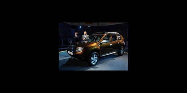 Renault mise sur l'Inde - La Libre