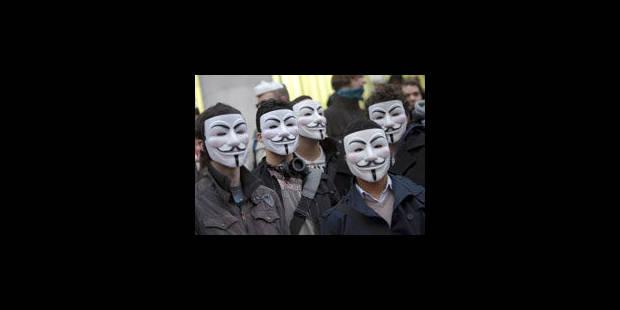 Des hackers publient des adresses de pédophiles belges - La Libre
