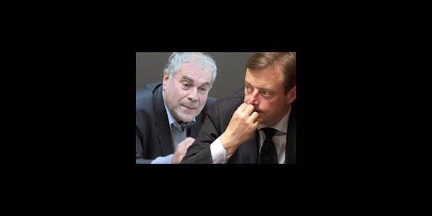 """Eric Van Rompuy: """"De Wever est une menace pour notre prospérité"""""""