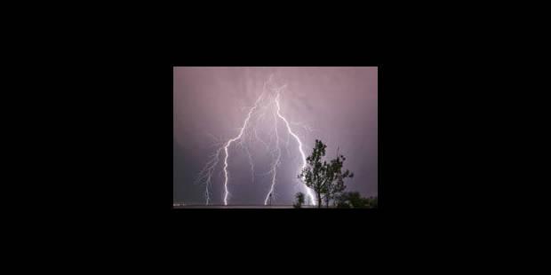Orages: coulées de boue, inondations - La Libre