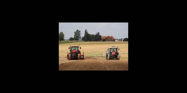 L'agriculture devra croître de 60% d'ici 2050 - La Libre