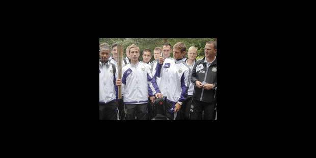 Anderlecht a tenu tête aux Gunners... - La Libre