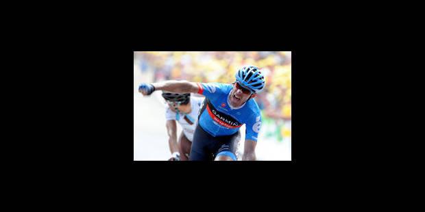 David Millar, vainqueur au bout de l'ennui - La Libre