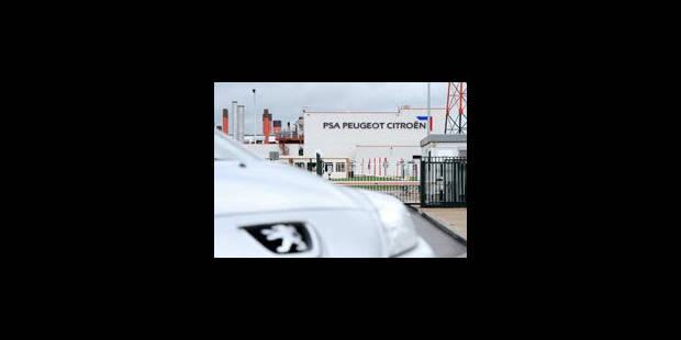 Moody's envisage d'abaisser la note de PSA Peugeot Citroën - La Libre