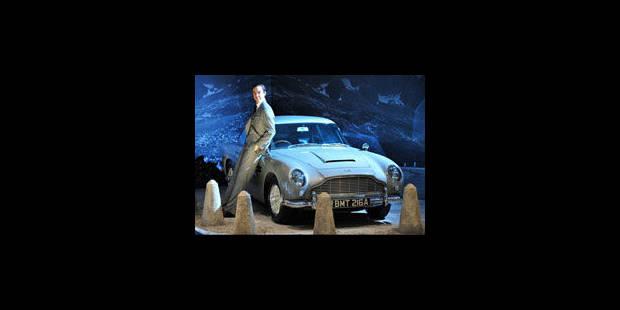 007 au Barbican, rien que pour vos yeux - La Libre