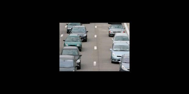 Gros embarras de circulation sur la E19 Mons-Bruxelles - La Libre