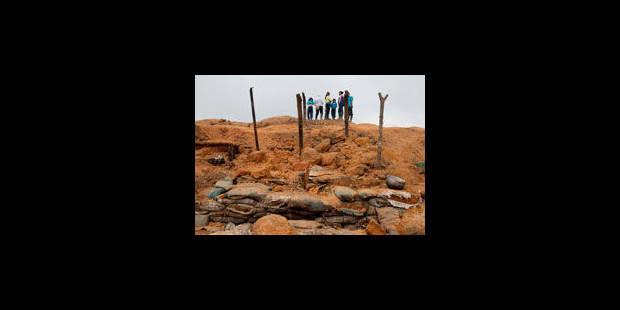Des guérilleros condamnés au fouet par des indigènes - La Libre