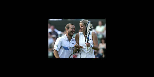 Olivier Rochus, aux JO grâce à Kim Clijsters ?