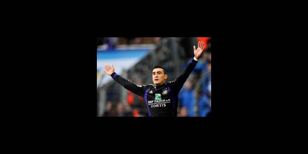 "Van Holsbeeck: ""Le Sporting d'Anderlecht ne bradera pas Matias Suarez"""