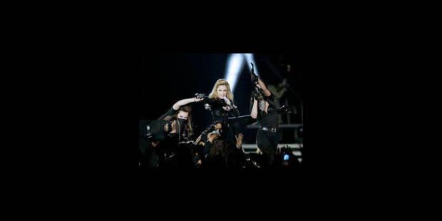 Front national VS Madonna: 2e round - La Libre