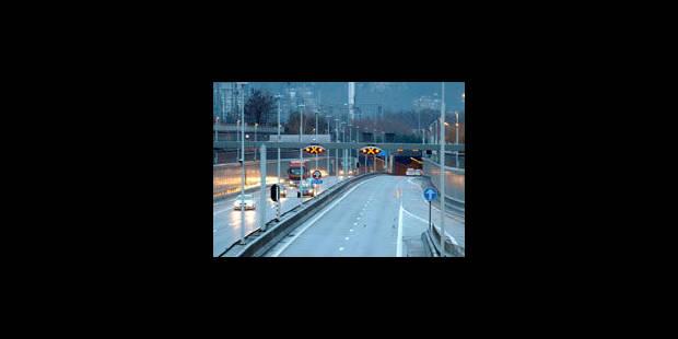 Intempéries: des tunnels inondés et fermés à Liège - La Libre