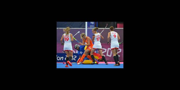 Les Red Panthers battues en match d'ouverture face aux Pays-Bas - La Libre