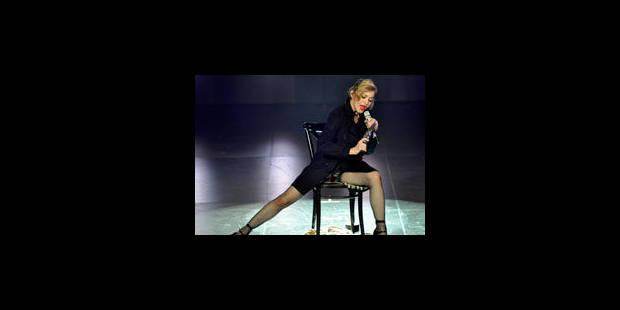 Madonna a véritablement déçu ses fans - La Libre