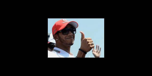 Lewis Hamilton remporte le GP de Hongrie - La Libre