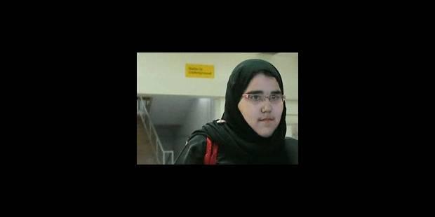 La judokate saoudienne autorisée à combattre tête couverte - La Libre