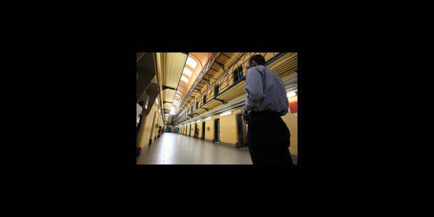 Prison de Saint-Gilles: agents pénitentiaires en grève - La Libre
