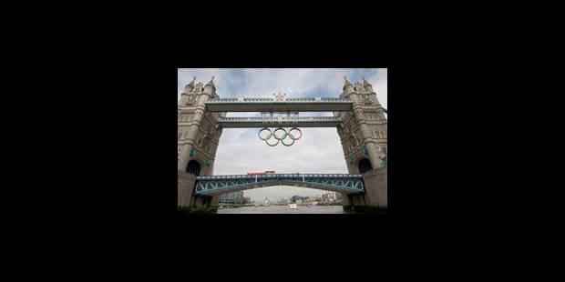 Jeux olympiques: malheur aux retardataires ! - La Libre