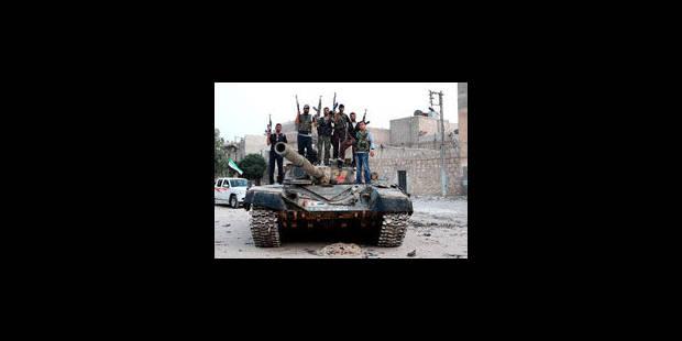 Syrie : une guerre régionale sur le dos des rebelles - La Libre