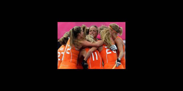 Les tenantes du titre néerlandaises en finale