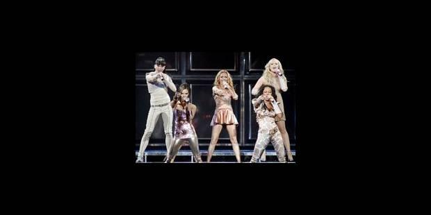 JO: les Monty Python et les Spice Girls à la cérémonie de clôture - La Libre