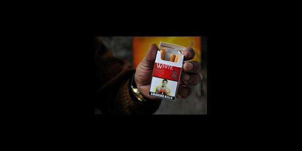 """Paquets de cigarettes uniformes: """"une bonne chose"""" - La Libre"""