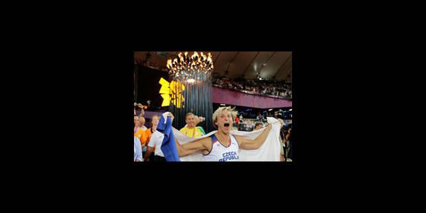 JO 2012: les résultats d'athlétisme - La Libre