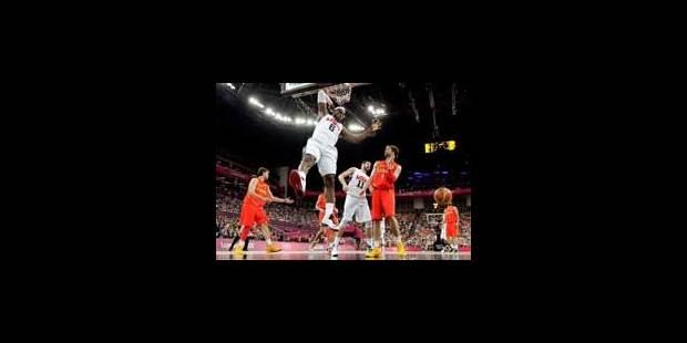 Basket: 14e médaille d'or pour les USA