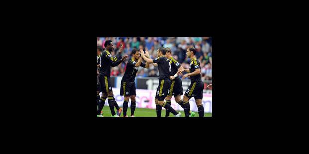 Hazard décisif avec Chelsea (0-2) - La Libre