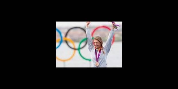 Trois médailles belges, 14 diplômes olympiques - La Libre