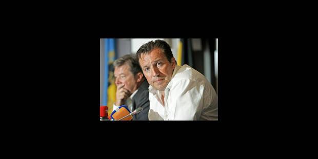 """Marc Wilmots: """"Nous ne sommes pas des chanteurs"""" - La Libre"""